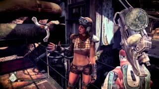 Présentation Rage - PC PS3 Xbox 360 - Reportage Gamekult