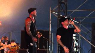 Crazy Town : Toxic @ Download Festival 2014 видео Online
