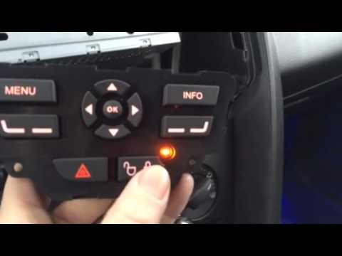Focus St Dash Mod
