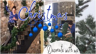 Christmas Decorate with me 2019