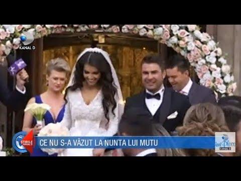 Stirile Kanal D (16.10.2017) - Peripetii la nunta lui Adrian Mutu! Editie COMPLETA