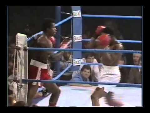 Gumbs vs Holly 18 May 1983