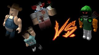 Playing Kill the Roblox YouTubers!