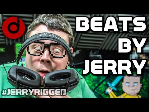 Making Passive Noise Canceling Headphones DIY - #JerryRigged