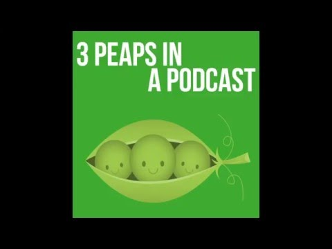 3 Peaps In A PodCast - Episode 15 - 3 Peaps And A Rockstar