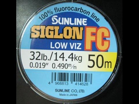 НАСТОЯЩАЯ флюорокарбоновая леска