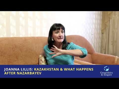 Joanna Lillis: Kazakhstan & What Happens After Nazarbayev