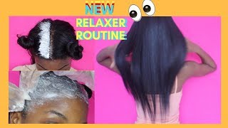 UPDATED RELAXER ROUTINE ( tips and tricks included)
