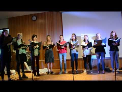 DANA HALL SINGERS Lycée michelet Arpajon