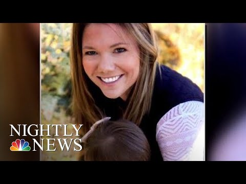 Authorities Search Property Of Missing Colorado Woman's Fiance | NBC Nightly News