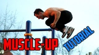 How to do a Muscle Up Tutorial