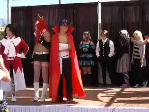 Albuquerque JACL Aki Matsuri | Michael Sepulveda Cosplay Contest