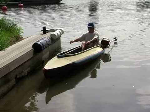 Kayak motor Canoe