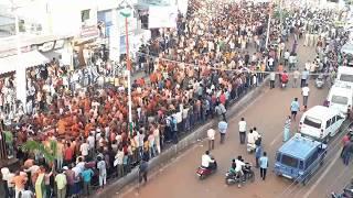 Shivaji peth Doble Galli | Vijayapur | Roadshow | visarjan