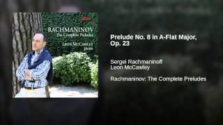 Prelude No. 8 in A-Flat Major, Op. 23