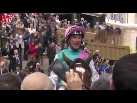 Retour victorieux d'Enable et Frankie Dettori - Arc de Triomphe 2018