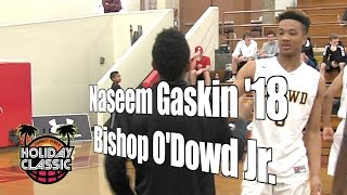Naseem Gaskin '18, Bishop O'Dowd Junior Year, 2016 UA Holiday Classic