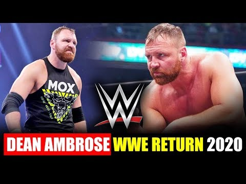 Jon Moxley LEAVING AEW For WWE Return 2020? Dean Ambrose WWE Return Date?