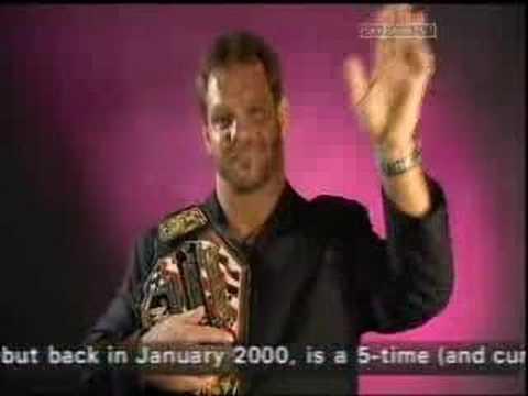 Chris Benoit waving goodbye