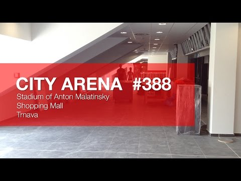 CITY ARENA - (388) #CONSTRUCTION - Furnishing VIP area