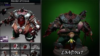 Dota 2 Pudge - Crow