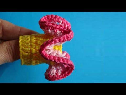 вязание волана крючком мастер класс 2 Crochet Pattern Youtube