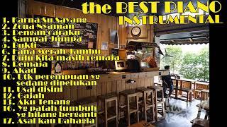 Download MUSIK CAFE  PIANO INSTRUMEN LAGU INDONESIA HITS