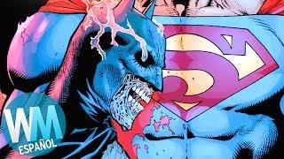 ¡Top 10 DESGARRADORAS MUERTES en DC Comics!