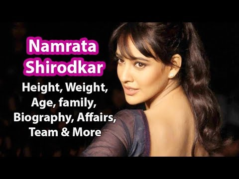 Namrata Shirodkar Height, Weight, Figure, Age, Biography & Wiki