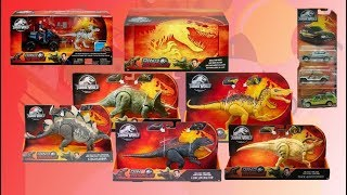 Mini Action Dinos | Legacy Collection | Dino Rivals | Story Pack | Mega Dual Attack | News