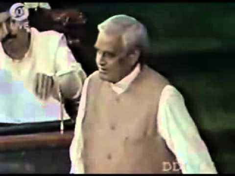 When Atal Bihari Vajpayee Exposed Congress and Nehru Secularism