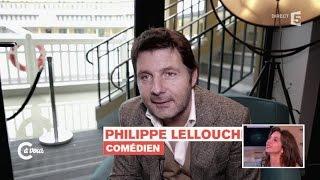 Victoria Abril vue par Philippe Lellouche - C à vous - 26/02/2015