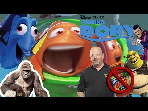 Download Youtube: [YTP] Dory Isn't Allowed To Be Sauce (FINDING DORY)