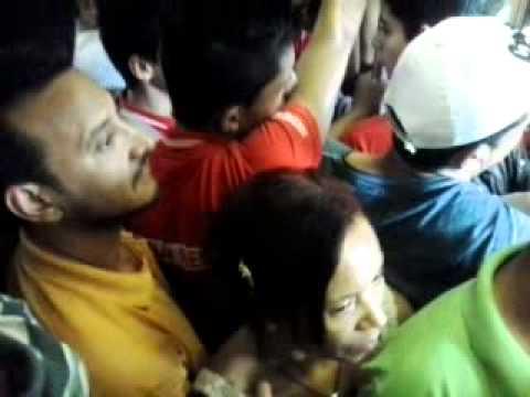 Metro de bh ta um caos, olha ai Dilma Russef!!!