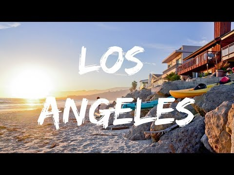 Los Angeles | TRAVEL VIDEO | GoPro Hero 7 Black