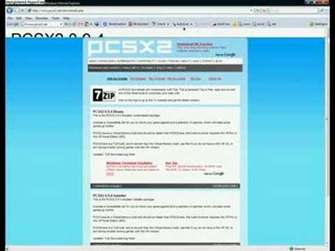 logiciel pcsx2 0.9.4