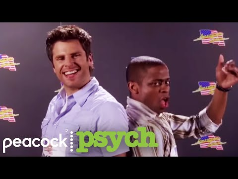 Gus And Shawn In American Duos (Part 1) | Psych