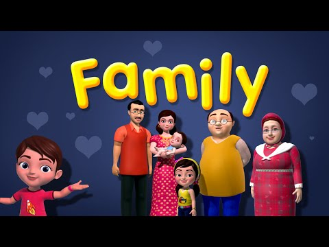 Our Family - Nursery Rhymes for Children
