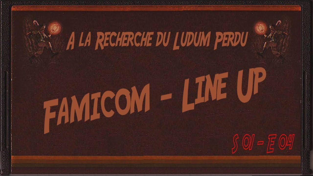 A la Recherche du Ludum Perdu [ FAMICOM | 1983 ]