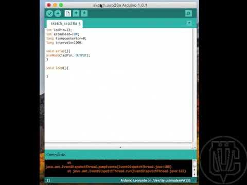Programando Arduino Sin Usar La Función Delay()