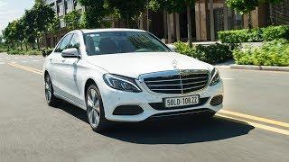 Đánh giá Mercedes-Benz C250 Exclusive – Chiếc S-Class thu nhỏ?