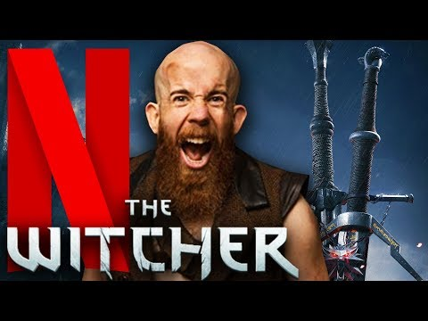 Netflix The Witcher - Release Window REVEALED and More Casting News! thumbnail
