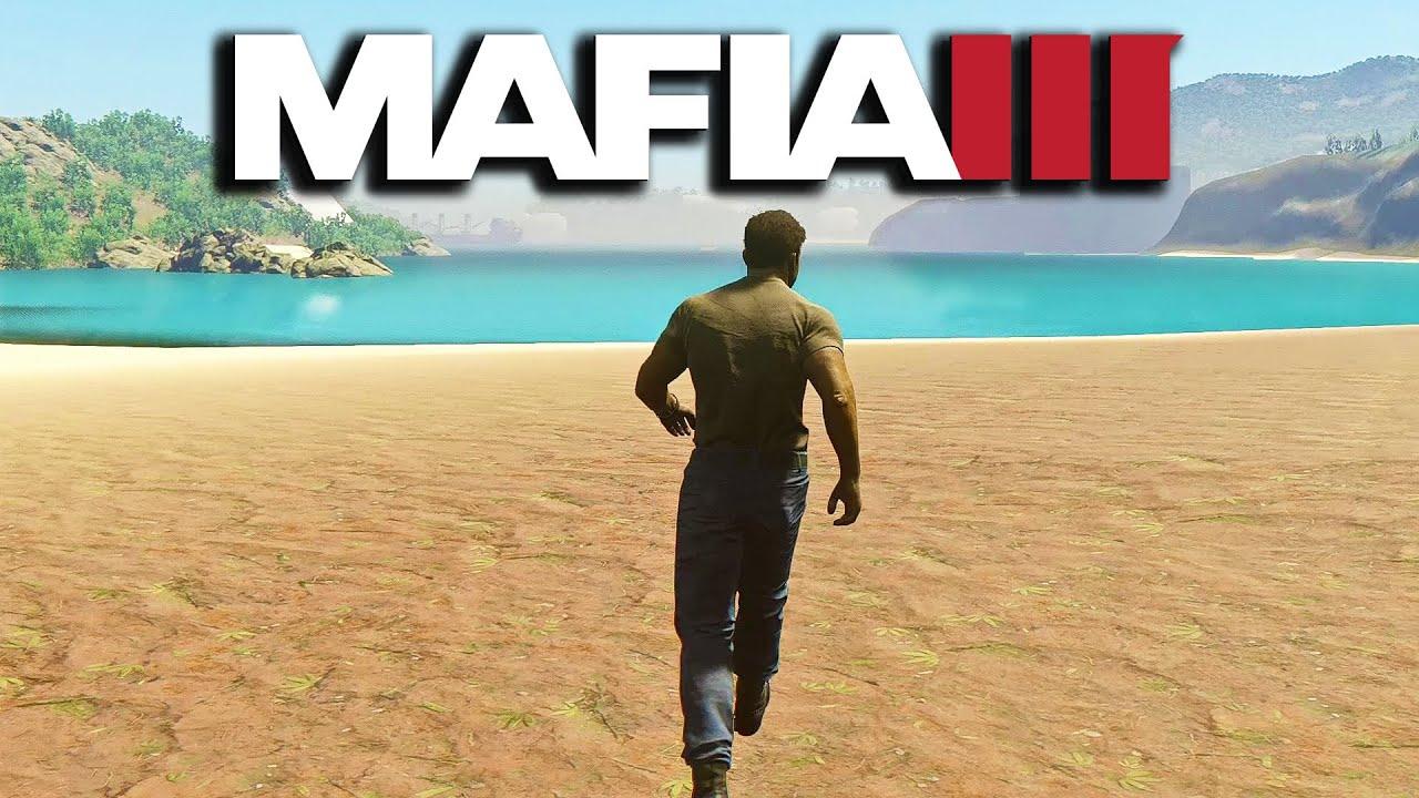 Mafia 3 Beta - Islands Map (Stones Unturned DLC)