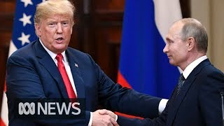 Donald Trump says 'Game Over' on the Russian probe | ABC News