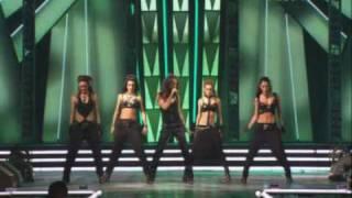 Нюша - Вою на луну ( Песня года 2009 ) качество