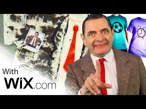 T-Shirt Making with Mr Bean! | Handy Bean | Mr Bean Official