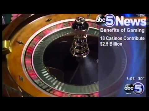 ABC Des Moines: Commercial Casinos in Iowa Contribute $2.5 Billion in Economic Activity