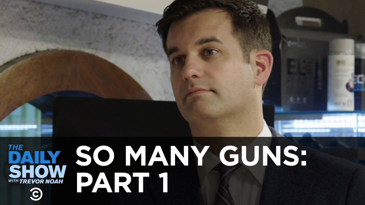 Switzerland: So Many Guns, No Mass Shootings | The Daily Show