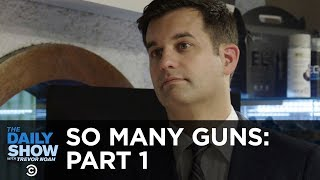 Switzerland: So Many Guns, No Mass Shootings | The Daily Show thumbnail