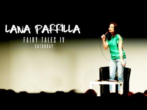 Lana Parrilla - Fairy Tales IV - Q&A Saturday